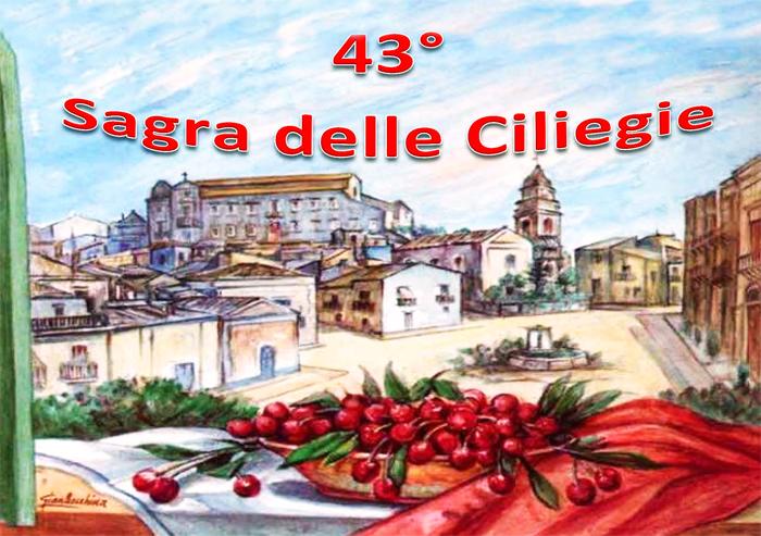 43° Sagra delle Ciliegie - Chiusa Sclafani
