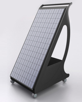 fotovoltaico da balcone